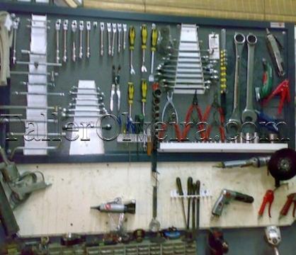 Caja herramientas taller olveira - Mesas de taller ...