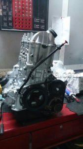 Motor Smart reparado en el Taller Olveira