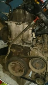 Motor Smart sin reparar
